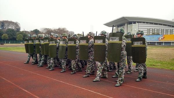 军事技能培训